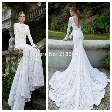 wedding dresses with sleeves ireland discount