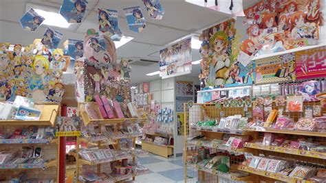 Anime Store by Otaku Culture Is Right Here Akihabara The Tokyo Skytree