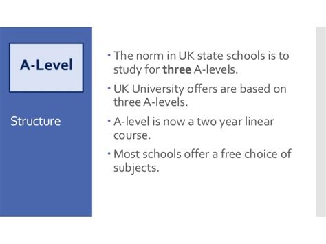 Two Year Mba Programs In Uk by Sixth Form Pathways A Levels Ib And Btec Advantages