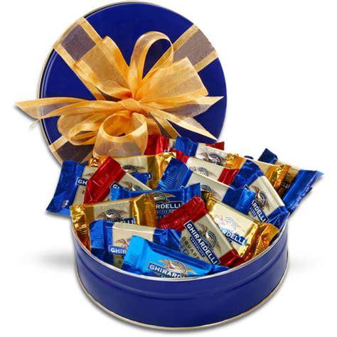 valentines gifts walmart alder creek ghirardelli tin of chocolate squares walmart