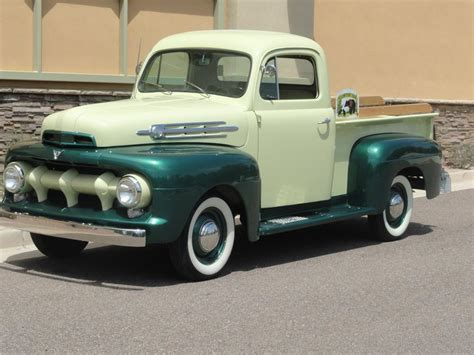 truck ford 1952 ford f 1 pickup 112854