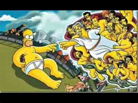 musica de los simpsons la pelicula youtube