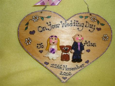 3 character Wedding Day Anniversary Personalised 3d Heart