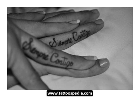 matching tattoo inspiration splendid matching finger tattoo inspiration for couples