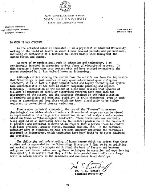 Stanford Acceptance Letter Date Explosive Cia Document Reveals About Mars 2 14 17 Page 6