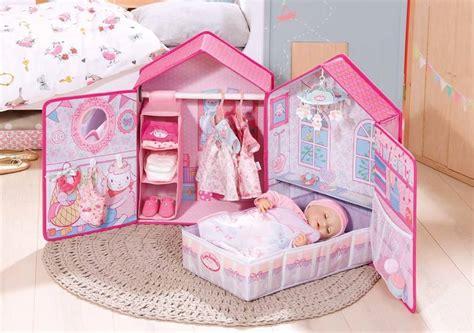 baby annabell bett baby annabell 174 bedroom
