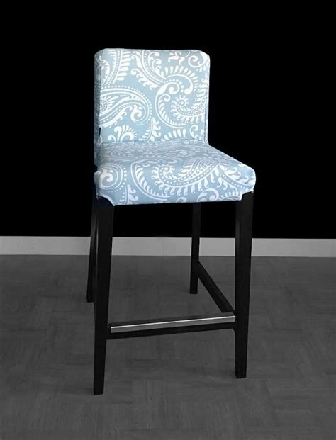 Henriksdal Bar Stool Chair Cover by 1000 Ideas About Henriksdal Chair Cover On