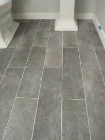 Bathroom Flooring Tile Ideas by 38 Gray Bathroom Floor Tile Ideas And Pictures