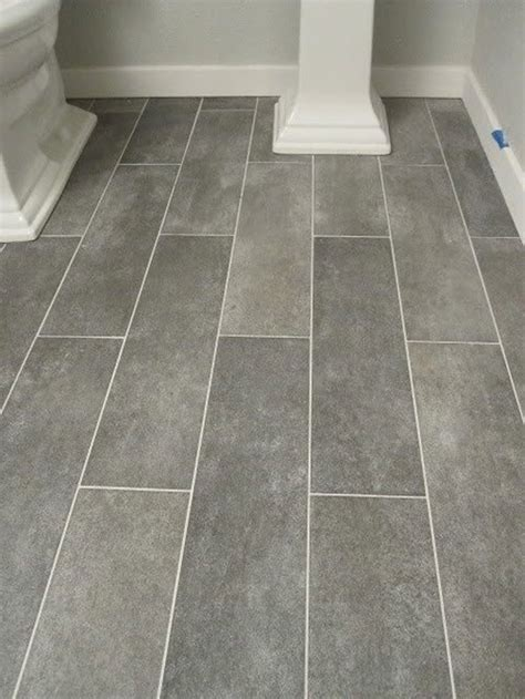 Grey Bathroom Floor Tiles by 38 Gray Bathroom Floor Tile Ideas And Pictures