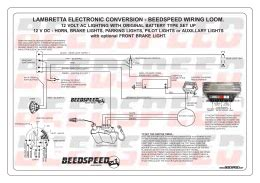 lambretta ac wiring diagram