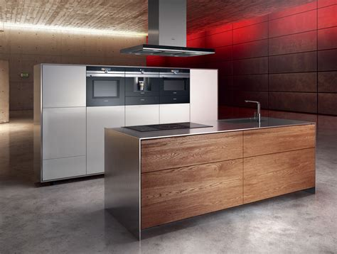 Dunstabzugshaube In Arbeitsplatte by Dunstabz 252 Ge Avancieren Zu Designobjekten Moderne K 252 Che