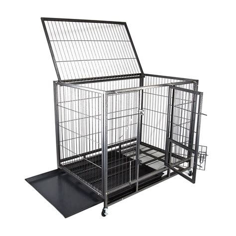 heavy duty kennel a comprehensive review of the heavy duty crate by my1stpet