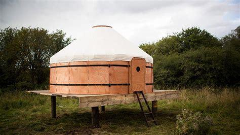 Yurt Photos Interior Modern Portable Yurt With Chic Interiors And Historic Charm