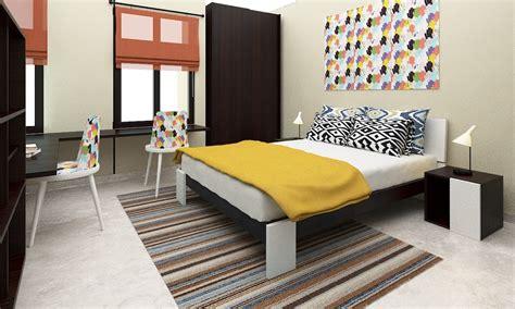 contemporary fusion buy contemporary fusion bedroom in india