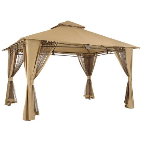 10x13 Pomeroy Domed Top Gazebo by Ultra Grade Riplock Fabric Replacement Canopy For The