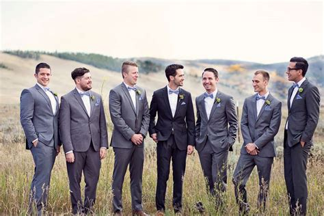 Do You Have to Wear A Suit To A Wedding   The Idle Man