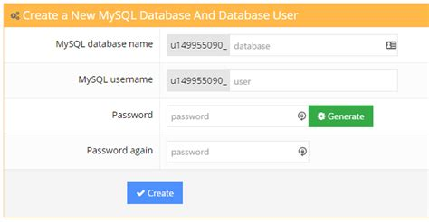 membuat database forum cara install phpbb forum