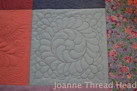 Free Motion Quilting Problems by Thread September Free Motion Quilting