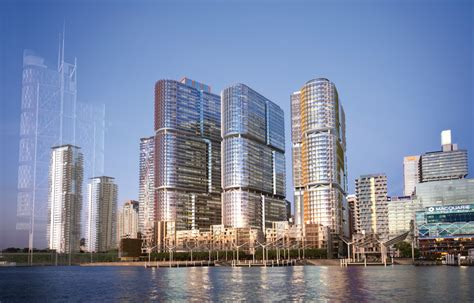 Creating A Floor Plan by Barangaroo The Towers Amp The Fury Australian Design Review