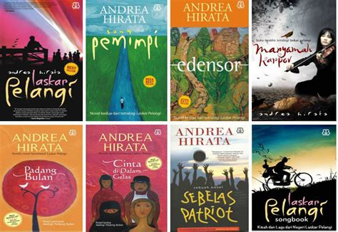 Novel Sang Pemimpi By Books Shop bahasa indonesia andrea hirata