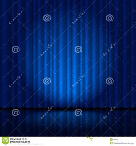dark blue curtain dark blue stage curtains