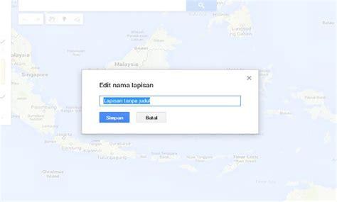 membuat link google map membuat peta google webhozz blog