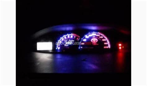 Speedometer Custom Toyota Vios speedometer custom toyota vios limo 2008