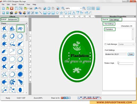 professional logo design software drpu logo designer software design business logos templates icons logo