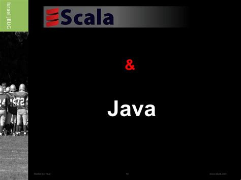 scala for java programmers jbug 11 scala for java programmers