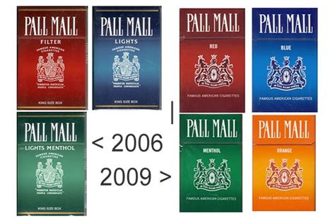 pall mall colors fda calls marlboro out on creative marketing of quot light