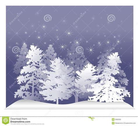 winter tree snowflakes stock vector white winter trees snow 2 stock photo image of wallpaper 5982650