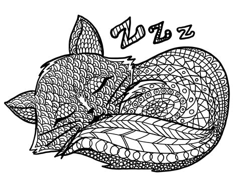 animals coloring book relaxation designs books hey here s a relaxing coloring page for you