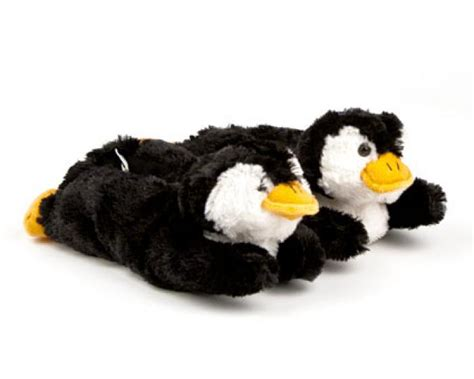 penguin house shoes kids fuzzy penguin slippers penguin slippers toddler slippers