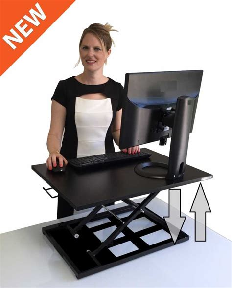 amazon sit stand desk 7 best standing desks 2016 make work fun techiesense
