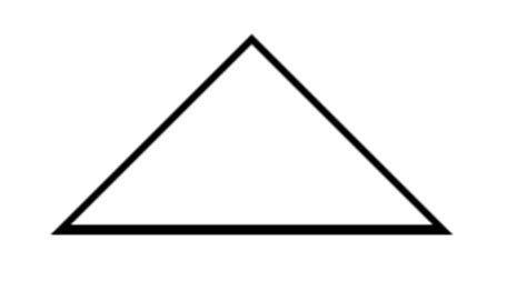 triangle pattern css css3 triangle with border jaspreet chahal