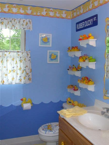 rubber duck themed bathroom 17 best ideas about duck bathroom on pinterest rubber duck bathroom chevron