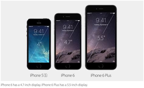 iphone plus apple announces iphone 6 iphone 6 plus ars technica