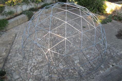 cupole geodetiche prezzo vendita tondino cupola geodetica serra voliera