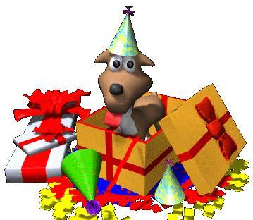 imagenes de cumpleaños en navidad gifs animados de regalos
