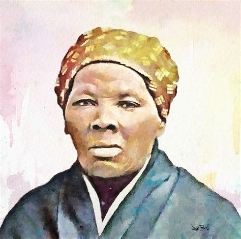 by harriet harriet tubman painting by wayne pascall