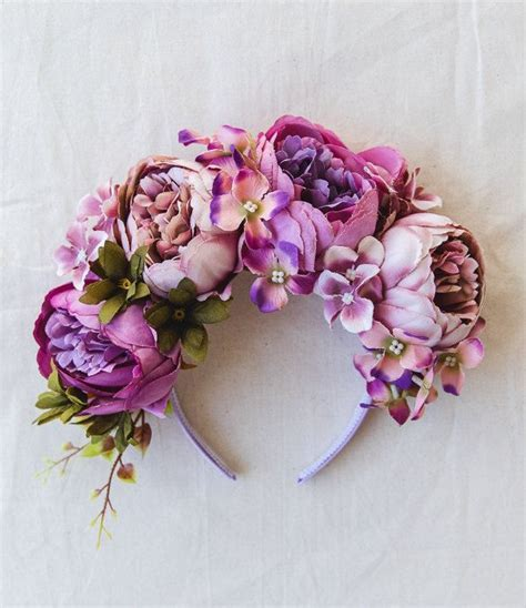 Best 25  Flower headpiece ideas on Pinterest   Flower