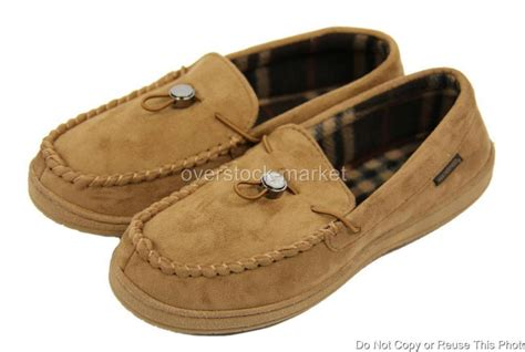 outdoor slippers for new mens weatherproof thinsulate memory foam slippers