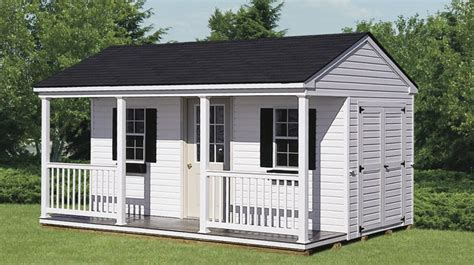 shed plans colonial style amish sheds western  york