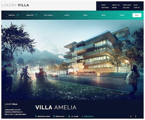 wordpress themes free luxury luxury villa hospitality wordpress theme wpexplorer