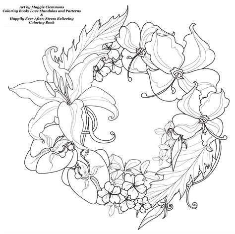 printable coloring pages for adults love free coloring pages from maggie clemmons adult coloring