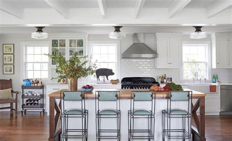southern kitchen farmhouse kitchen cleveland by landy gardner tennessee farmhouse cozy and colorful