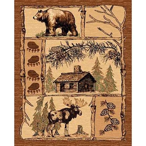 area rugs for log cabin homes rustic area rug log cabin