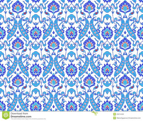 islamic pattern photography islamic flower pattern on white stock photography image