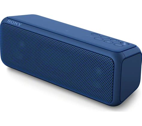 Speaker Wireless sony srsxb3l portable wireless speaker blue deals pc world