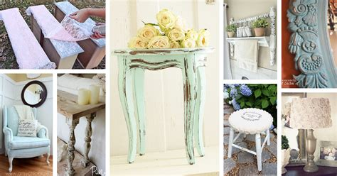 diy shabby chic furniture ideas  designs